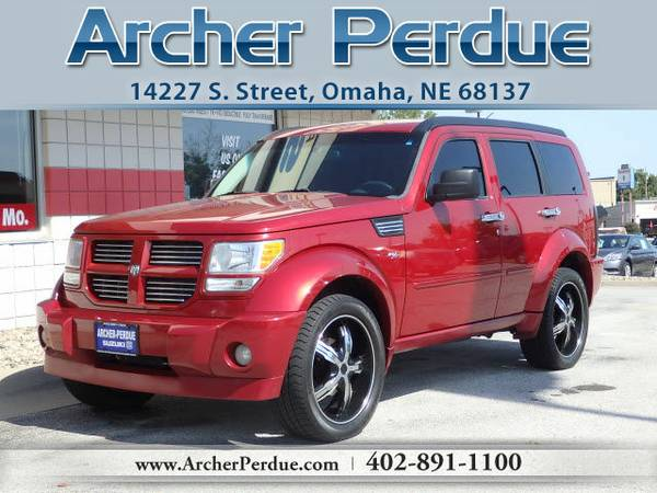 2007 Dodge Nitro SLT/RT - PRICE REDUCED