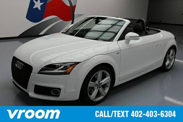 2013 Audi TT 2.0T Premium Plus 7 DAY RETURN / 3000 CARS IN STOCK