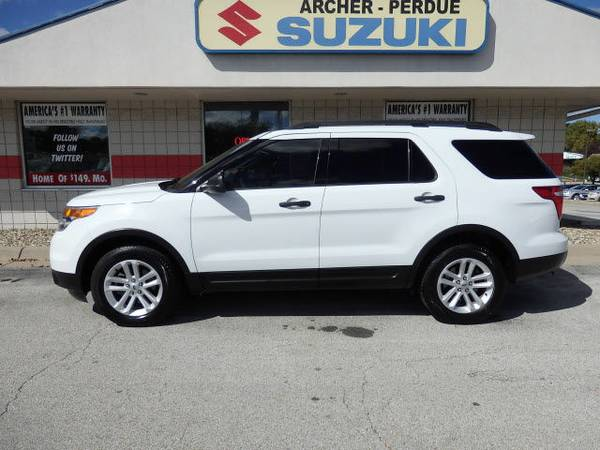 2015 Ford Explorer - WE SAY YES!!!