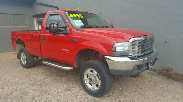 2004 FORD F250*****SALE*****