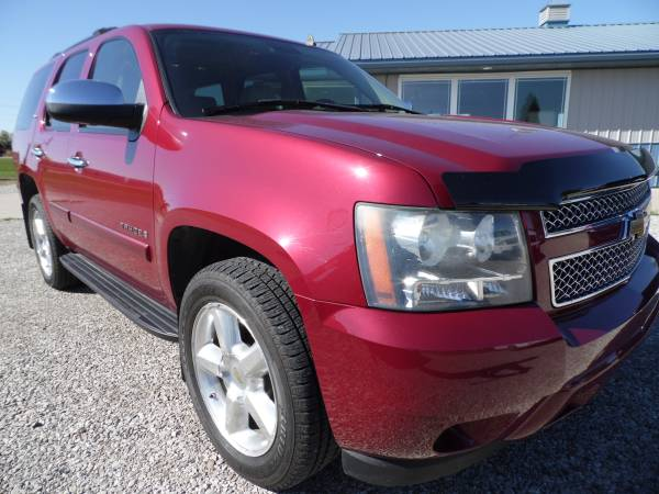 ** WOW ** 1 OWNER CHEVY TAHOE LTZ 4X4 ** SHARP **