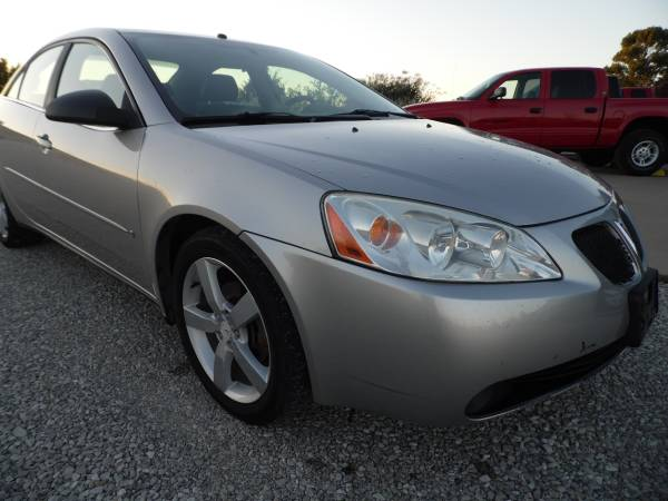 ** SHARP ** 2006 PONTIAC G6 GTP ** PERFECT 4 U **