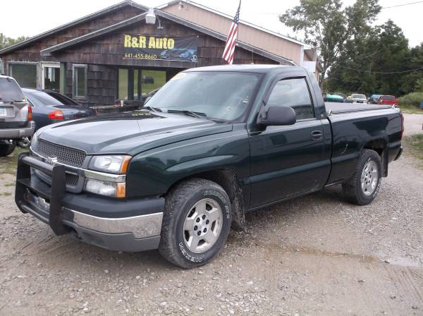 2005 CHEVROLET SILVERADO 1500*V6 5 SPEED*ON SALE*