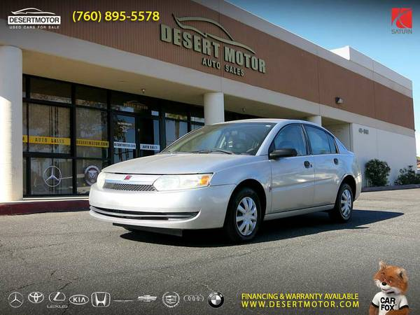 2004 Saturn Ion ION 1 Sedan for SALE to a GOOD HOME