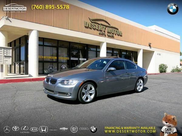 2007 BMW 335i 43,000 miles Coupe at a PRICE YOU CAN AFFORD