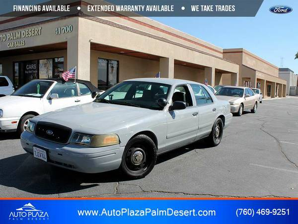 2007 Ford Police Interceptor Pursuit Sedan with lots of power and...
