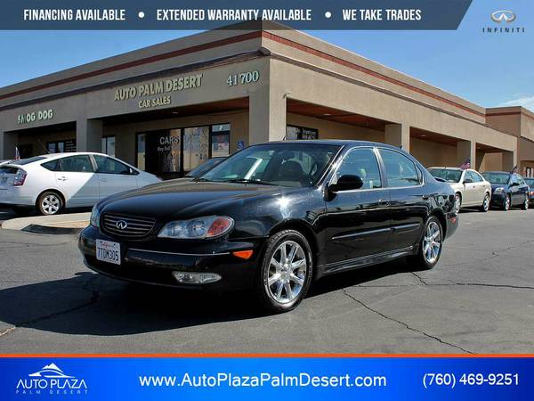 2002 Infiniti I35 Luxury Sedan for SALE to a GOOD HOME