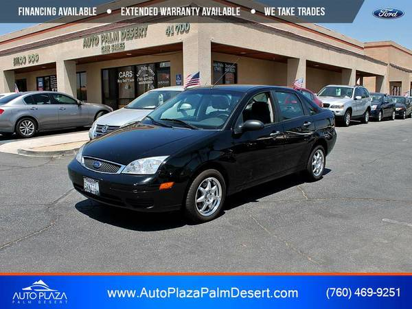 *2007* *Ford* *Focus SE* $124 /mo