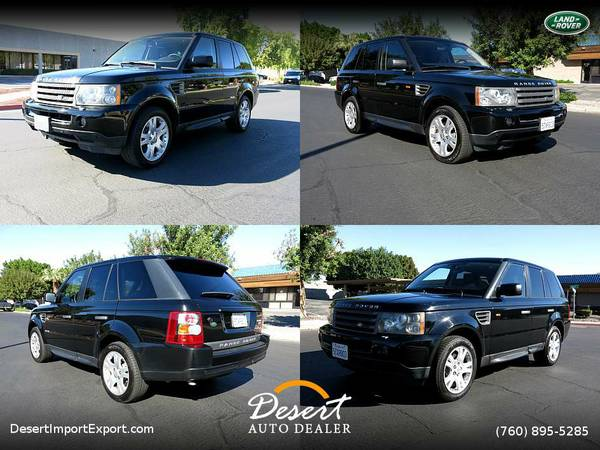 2006 Land Rover Range Rover Sport HSE 74,000 MILES SUV BEAUTIFUL...