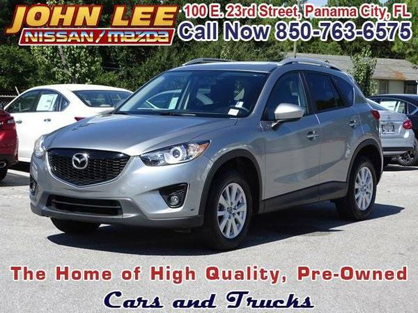 2013 *Mazda CX-5* Touring - () 4 Cyl.