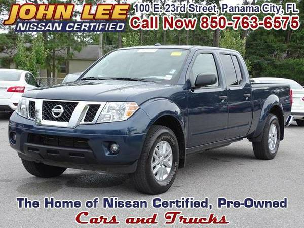 2015 *Nissan Frontier* SV - (Metallic Blue) 6 Cyl.