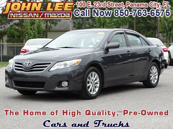 2011 *Toyota Camry* XLE - (Magnetic Gray Metallic) 6 Cyl.
