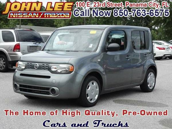 2010 *Nissan Cube* 1.8 S - (Steel Gray Pearl Metallic) 4 Cyl.