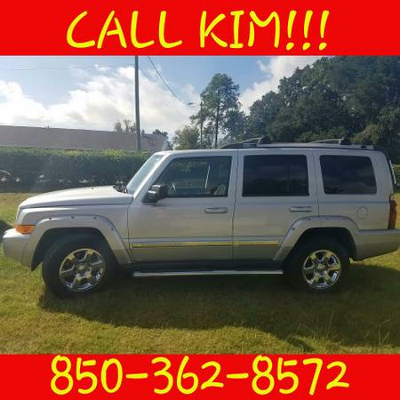 ~2008 JEEP COMMANDER LIMITED~ GUARANTEED APROVAL!!!