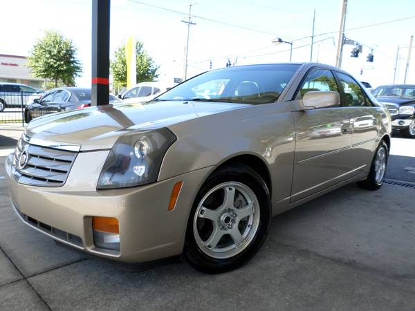 2005 Cadillac CTS Hard to find one cleaner!