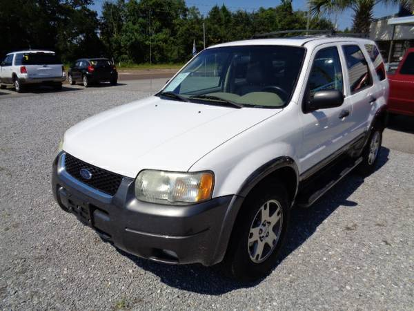2003 Ford Escape XLT 4WD - Call 474-1420! Cash Price!