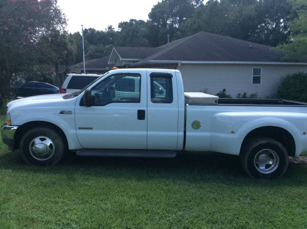 Ford F350 ext cab