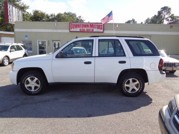 2006 CHEVROLET TRAILBLAZER 1027