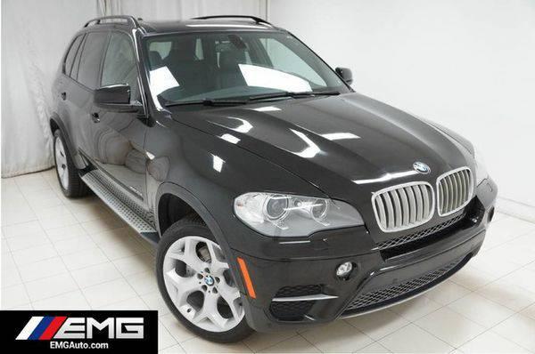2012 *BMW* *X5* 35d Sport Pkg w/ Navi & rearCam (Print this add &