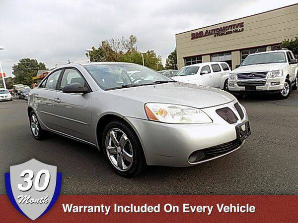 2007 *Pontiac* *G6* GT BUY HERE PAY HERE Down Payment --->