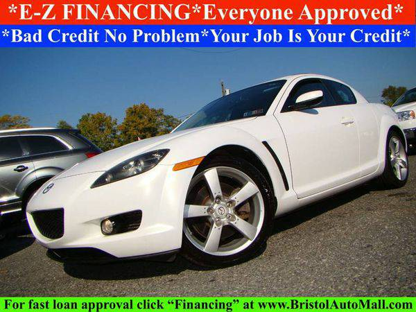 2008 *Mazda* *RX-8* Touring 4dr Coupe MT - 🚗 EZ FINANCING!