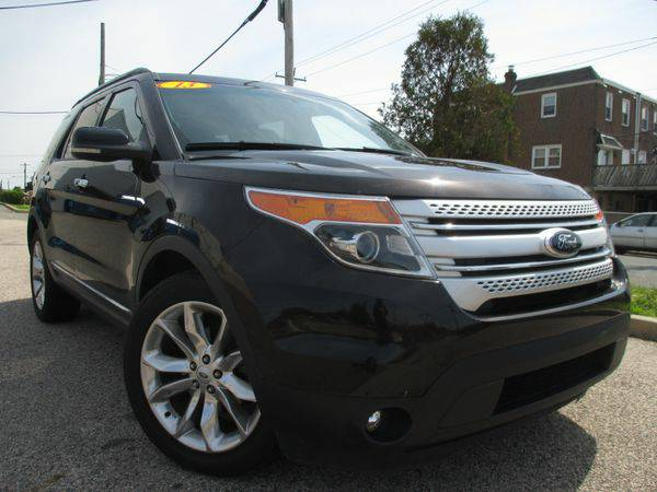 2013 *Ford* *Explorer* XLT FWD - 🚘 - FROM $500 DOWN!