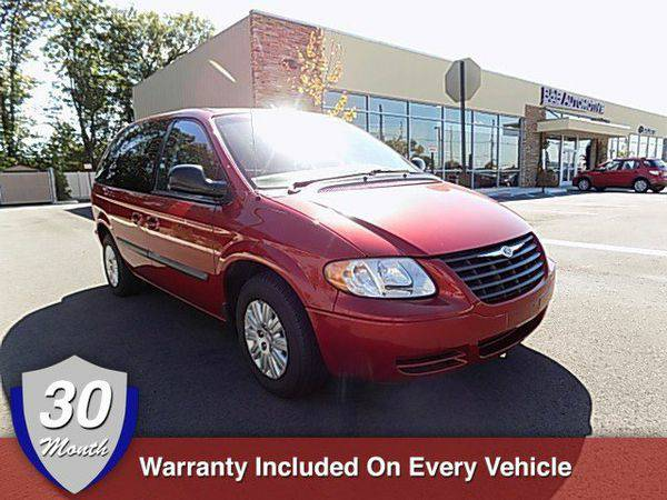2007 *Chrysler* *Town* *&* *Country* *SWB* BUY HERE PAY HERE Down Paym