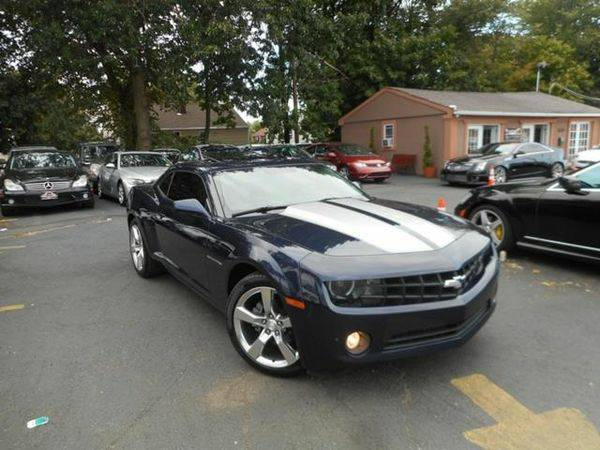 2011 *Chevrolet* *Camaro* 2LT Coupe - WEEKLY PAYMENT ======>