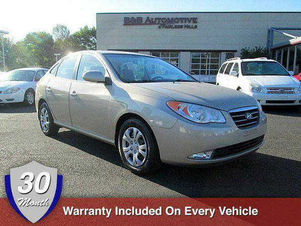 2009 *Hyundai* *Elantra* GLS BUY HERE PAY HERE Down Payment --->
