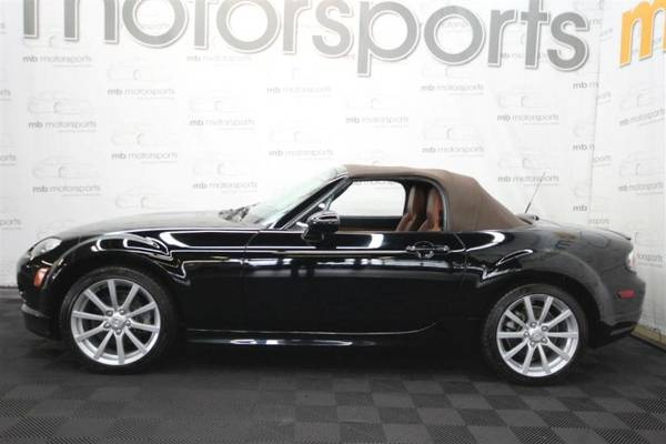 2007 Mazda MX-5 Miata Grand Touring Convertible MX-5 Miata Mazda