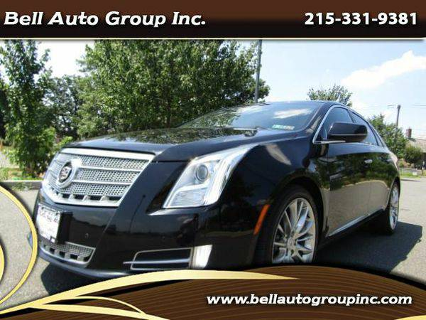 2013 *Cadillac* *XTS* Platinum AWD L@@k FROM 495 DOWN...JUST CALL US