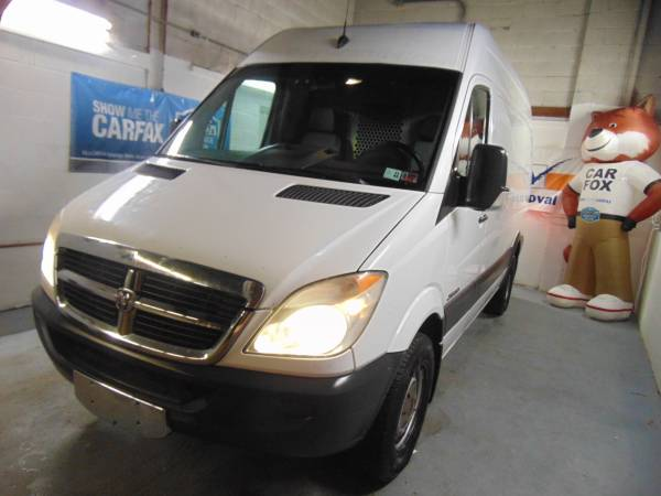 Dodge Sprinter Everyone Approved Your Job is Your Credit !!!