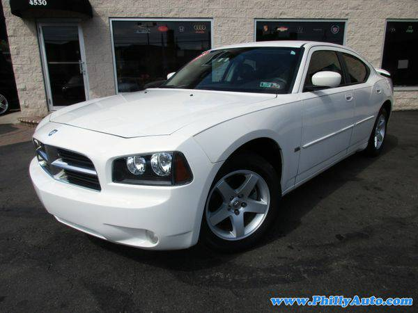 2010 *Dodge* *Charger* SXT Fleet - 30-Day Power Train Warranty!