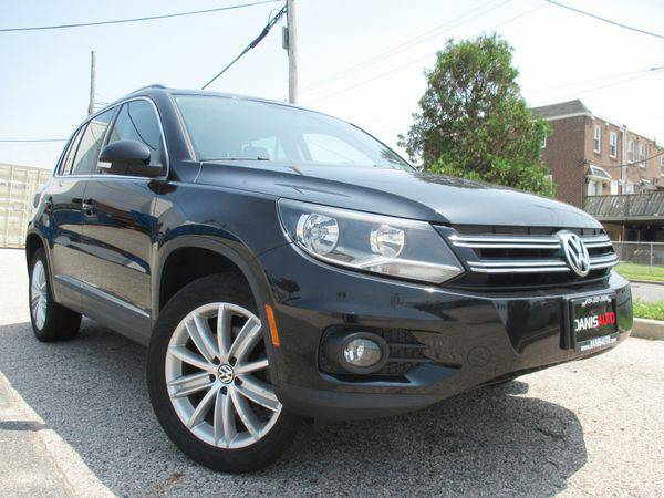 2013 *Volkswagen* *Tiguan* 2.0T S 4Motion - 🚘 - FROM $500 DOWN