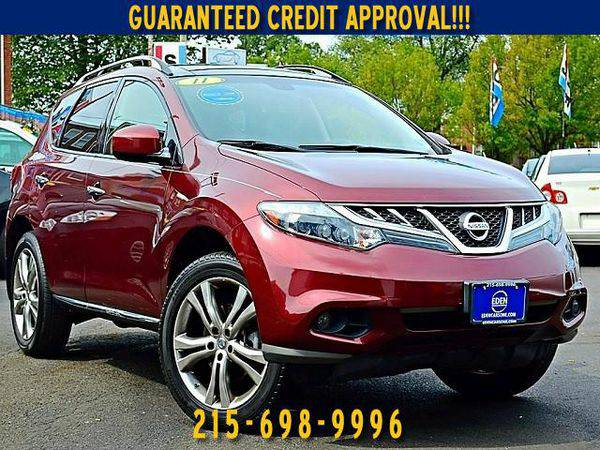 2011 *Nissan* *Murano* S AWD *Bad CREDIT NO PROBLEM!!$0DOWN* (Eden&#39