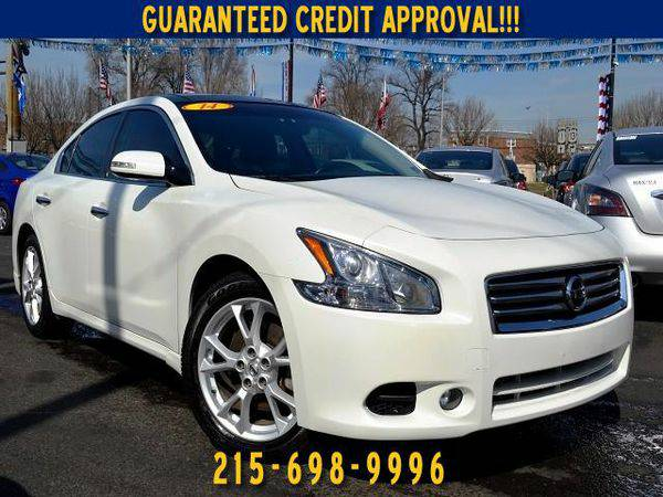 2014 *Nissan* *Maxima* SV *Bad CREDIT NO PROBLEM!!$0DOWN* (Eden's)
