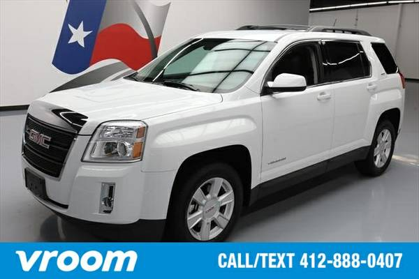2013 GMC Terrain SLT-1 7 DAY RETURN / 3000 CARS IN STOCK