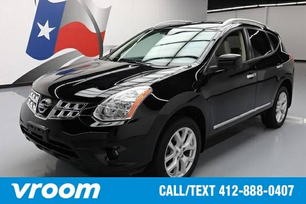 2013 Nissan Rogue SL 4dr SUV AWD Wagon 7 DAY RETURN / 3000 CARS IN STO