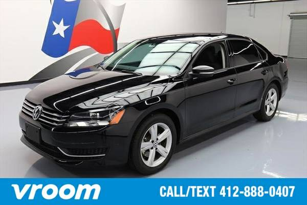 2015 Volkswagen Passat S 4dr Sedan Sedan 7 DAY RETURN / 3000 CARS IN S