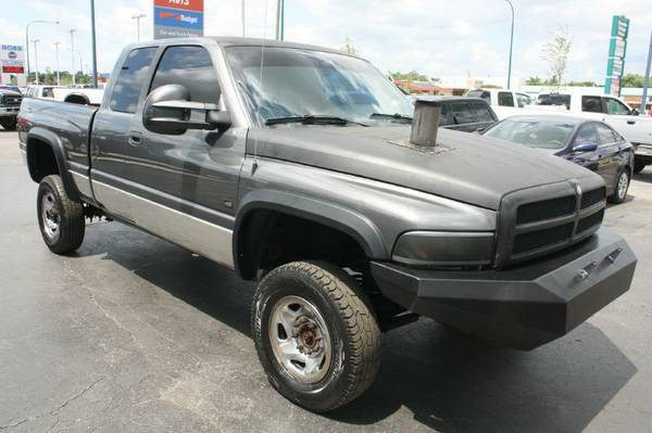 2002 Dodge Ram 2500- PRICE DROP-Cummins, Diesel, 4X4, Leather,