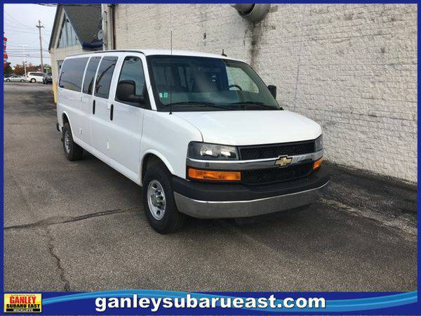 2015 *Chevrolet* *Express* *3500* LT - Ganley Subaru! Call or Text.