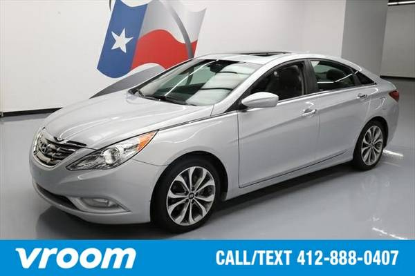 2013 Hyundai Sonata 7 DAY RETURN / 3000 CARS IN STOCK