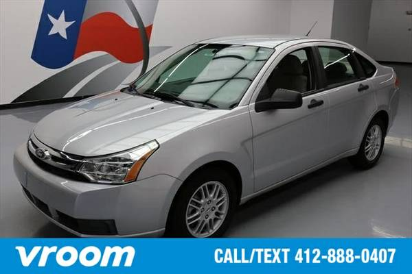2010 Ford Focus SE 7 DAY RETURN / 3000 CARS IN STOCK