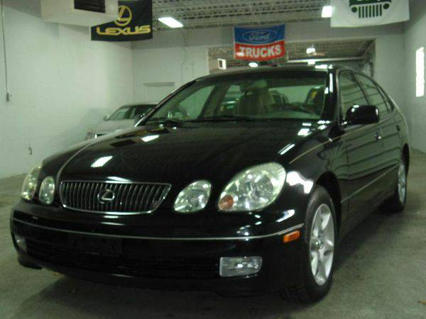 2004 *LEXUS* *GS* 300 - FINANCING AVAILABLE-Indoor Showroom!