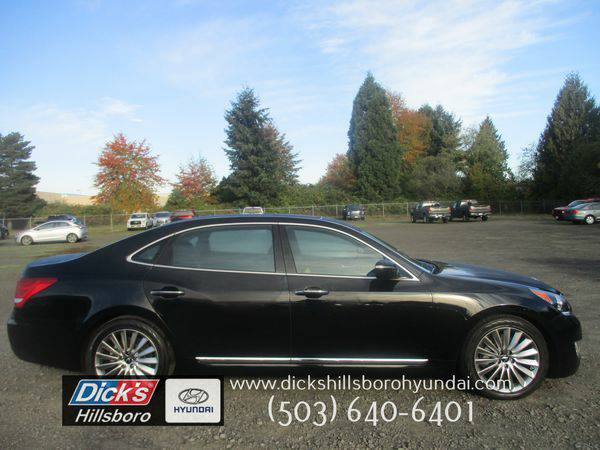 2015 *Hyundai* *Equus* Signature -You Make the Drive, We'll make t