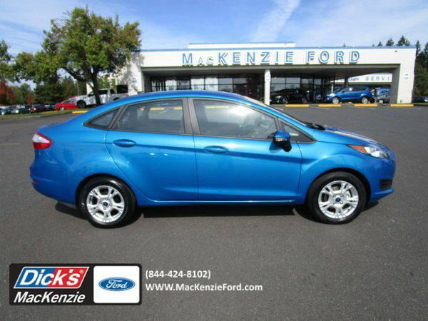 2014 *Ford* *Fiesta* SE