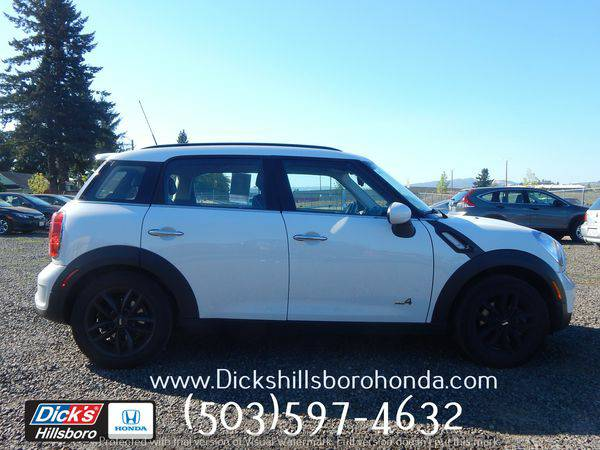 2012 *MINI* *Cooper* *S* *Countryman* ALL4 -You Make the Drive We'