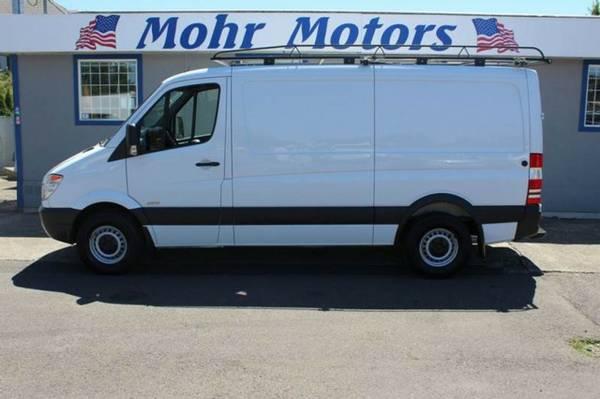 2011 *Freightliner* *Sprinter* *2500* *Base* Cargo Van