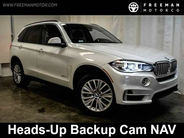 2015 *BMW* *X5* *xDrive50i AWD Heads-Up Backup Cam NAV Pano Comfort...