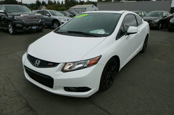 2012 Honda Civic SI (6 SPEED MANUAL + NAV) (WARRANTY AVAILABLE)